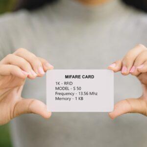 MIFARE CARD RFID