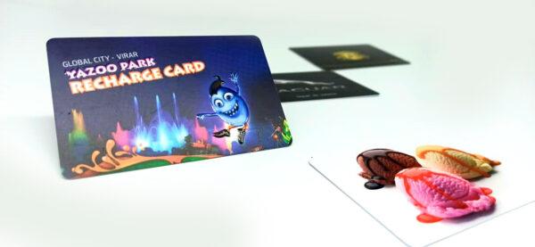 PVC SUBSCRIPTION CARDS