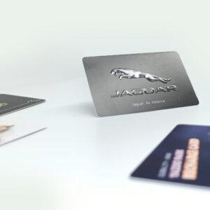 PRIVILEGE CARD UV TIPPED